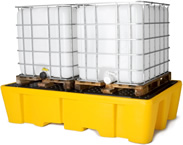 Eco Double IBC Bunded Pallet