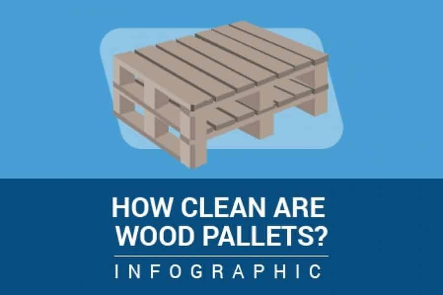 How can wooden pallets be compromised during shipping?