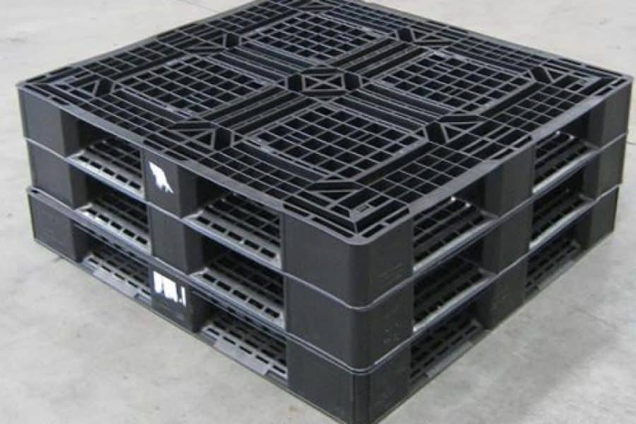 Plastic pallets: Reducing the risk of contamination in the food industry