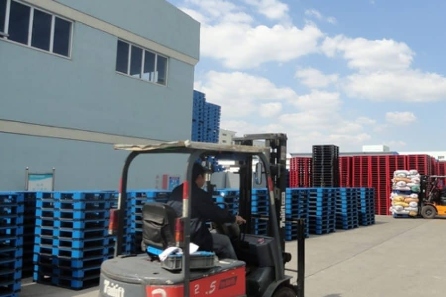 Pallet Stacking & Storage: What's The Best Method?