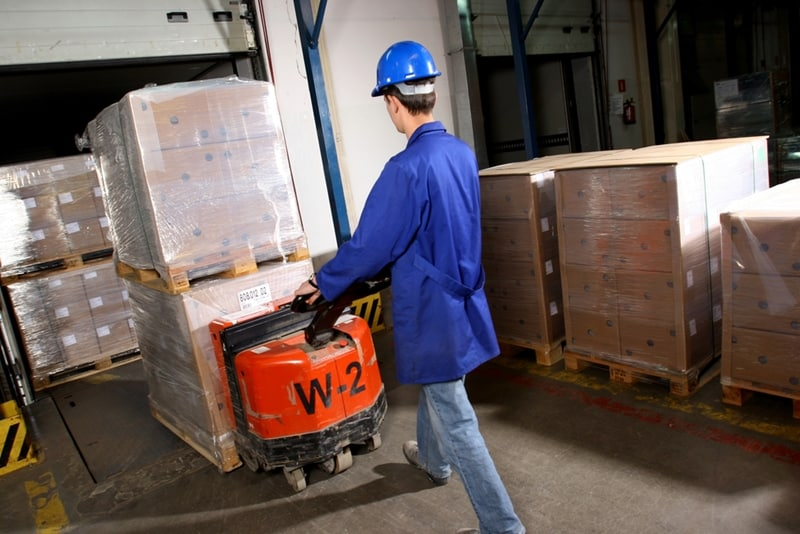 Optimising the packing of your pallets can contribute to sustainable and efficient shipping.