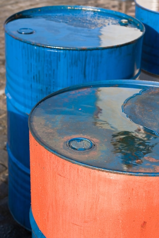 spill containment products for metal drums