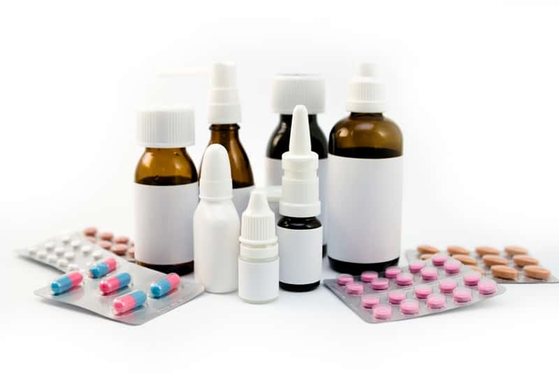 What are the regulations around transport of pharmaceuticals?